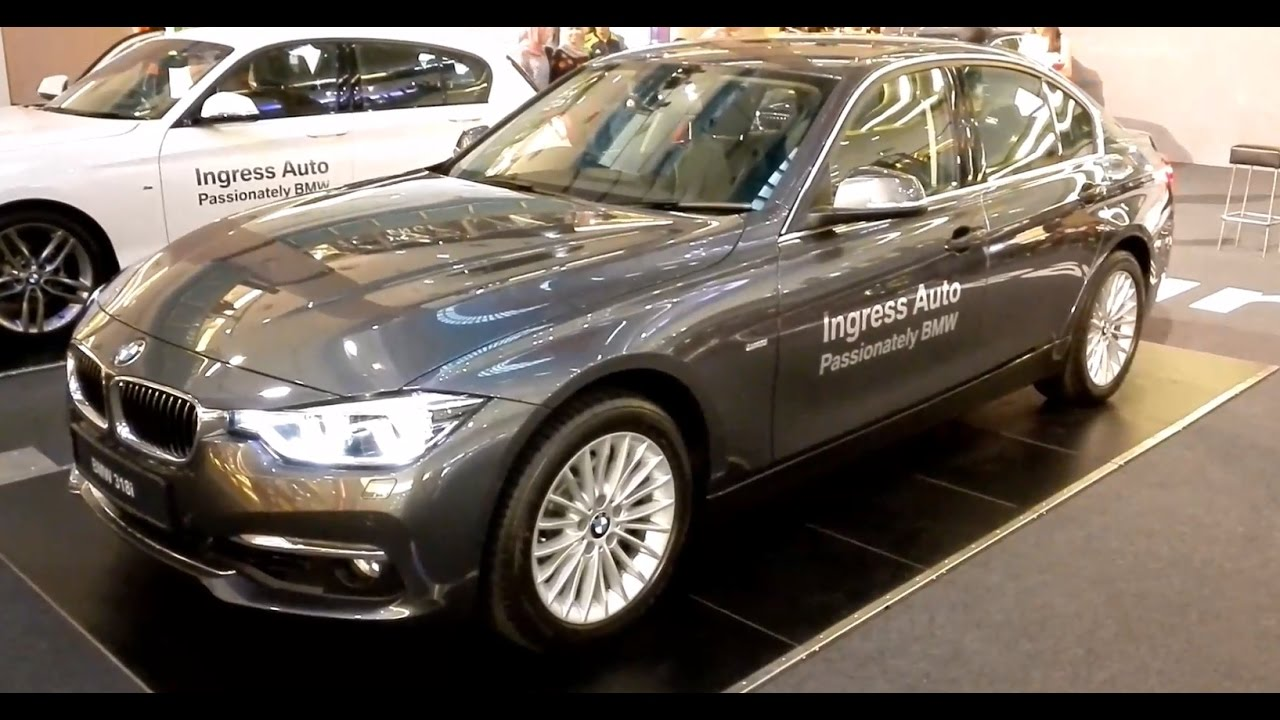 Bmw 318i Luxury Line 2017 Exterior Interior Youtube