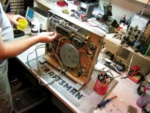 Turntable Repair Mitsubishi LT 5V