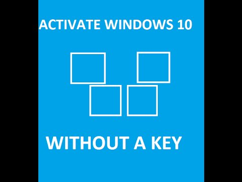 (Video is obsolete- Read decription )How to Permanently activate WINDOWS 10  [offline activation]