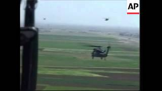 DoD video of what military calls largest air assault since invasion
