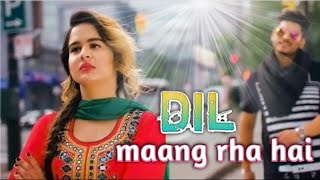 Dil Mang Raha Hai Song Download Pagalworld,Dil Mang Raha Hai Mohlat Full Video Song,ganpat rathod