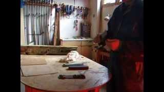 How To Sharpen A Cabinet Scraper