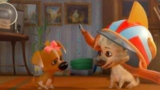 Озорная семейка - Вопрос Чистоты - мультфилы для детей