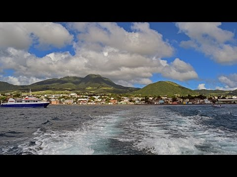 Trip Saint Kitts to Nevis (Royal Princess Excursion)