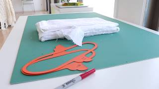 How to Sew Cloth Menstrual Pads, Tropickle & Versodile