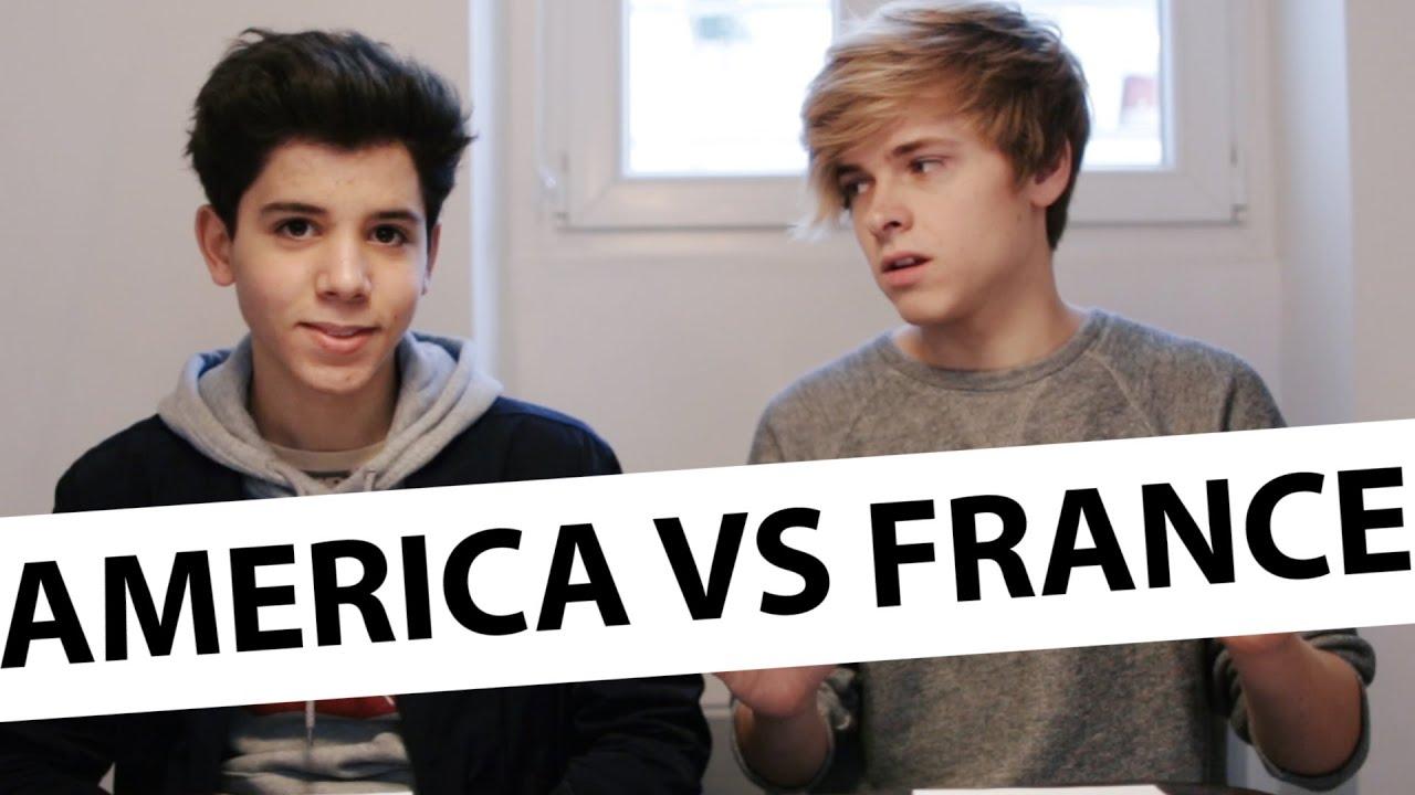 Dating in france vs america