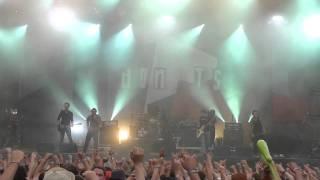 Donots - Big Mouth @ Rocco del Schlacko 2010 (live)