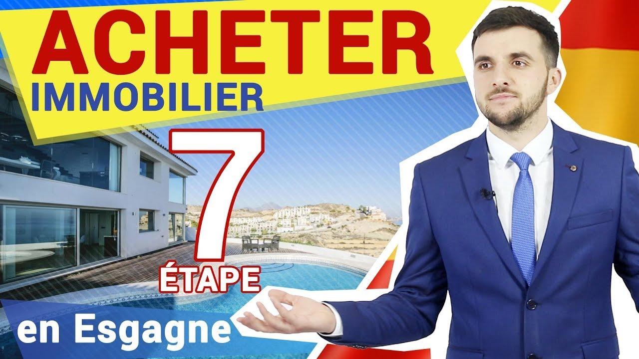 Comment acheter un immobilier en Espagne. Instruction détaillée