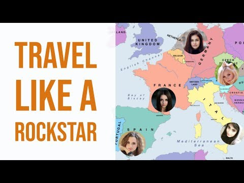 Use Tinder To Date Like A Rockstar When Travelling