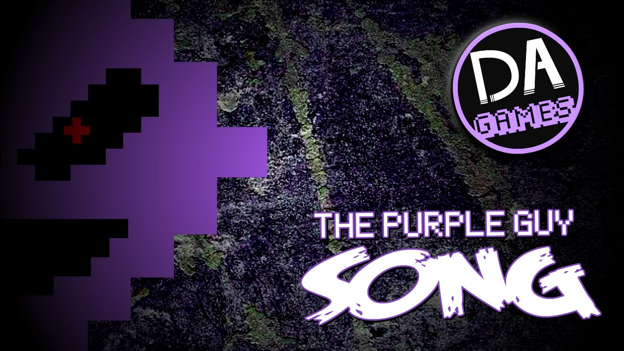 Five nights at freddy s 3 song i m the purple guy lyric video
