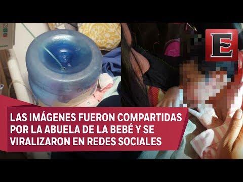El Gallo Por La Mañana - Usan garrafón de agua como incubadora en Sonora