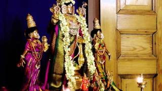 "Adhikavya Ramayana - ""Yuddha Kaandam"" - Sarga 128 (Ch128) - ""Sri Rama Pattabhishekam"" (Sage Valmiki)"