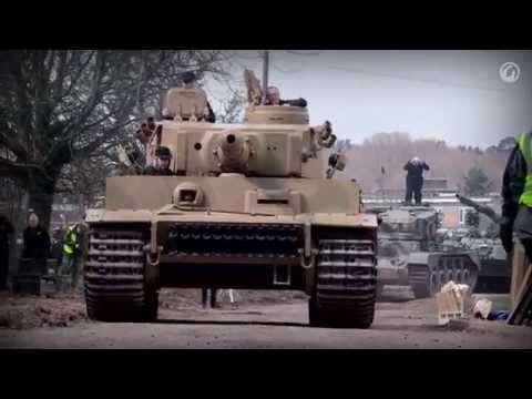 "внутри танка-""тигр"""