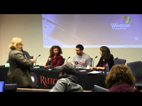 MLIS Colloquium: Panel Discussion - Emerging Technologies and Trends in the Library World