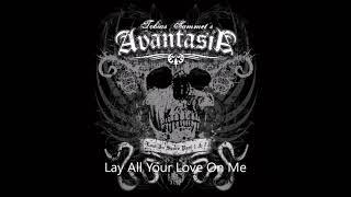 Avantasia - Lost In Space Part I &  II ( Full Album )