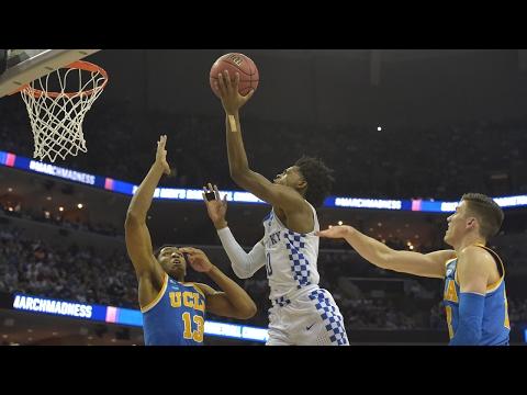Sweet 16: UCLA falls to Kentucky