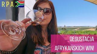 🇿🇦 Tak się pije w Afryce!🍷| Agnieszka_MP Vlog