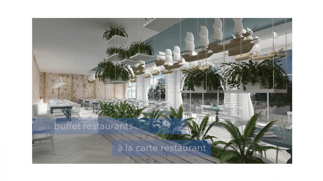 Port 9 new resort in kor ula youtube - Hotel port salins 4 empuriabrava ...
