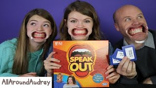 Say What!? - Speak Out Game