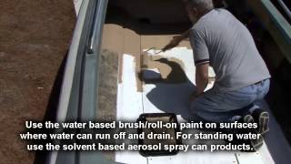 Non Skid Paint for Boats, RVs & More