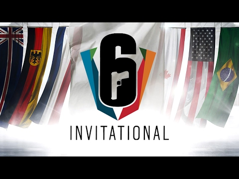 Rainbow Six Siege Invitational Championship Day
