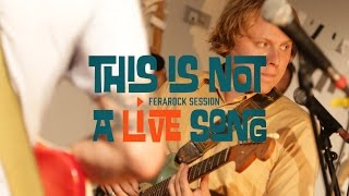 This is Not a LiVE Song Ferarock Sessions - TY SEGALL