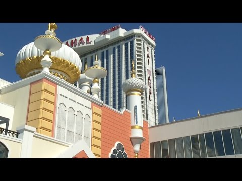 Hard Rock To Buy Closed Taj Mahal Casino In Atlantic City
