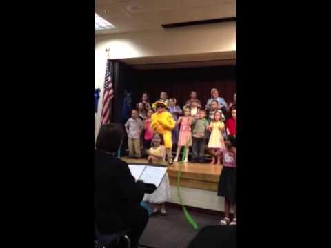 2012 Spring Sing - Nappanee Elementary School (v. 2)