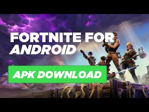 How To Download Fortnite In Android For Free APK Download