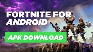 Comment télécharger Fortnite dans Android Pour téléchargement gratuit APK