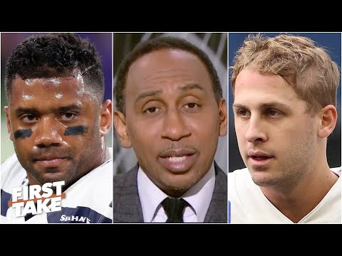 Stephen A. explains where the Seahawks went wrong vs. the Rams | First Take