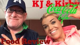 Food Review: Guinness Chips, Coca-cola Life, Mccain Deep & Delicious Carrot Cake