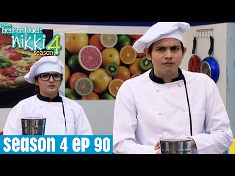 Teddy's Choice | Best Of Luck Nikki | Season 4 | Episode 90 | Disney India Official