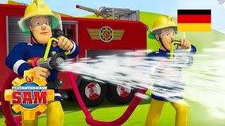 Feuerwehrmann Sam Deutsch Neue Folgen | Die Schatzsuche - Spannende Rettung 🚒Kinderfilm