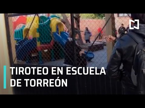 Alumno realiza tiroteo en escuela de Torreón
