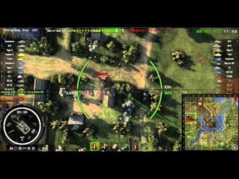 World Of Tanks - Artillery Rape!  HD