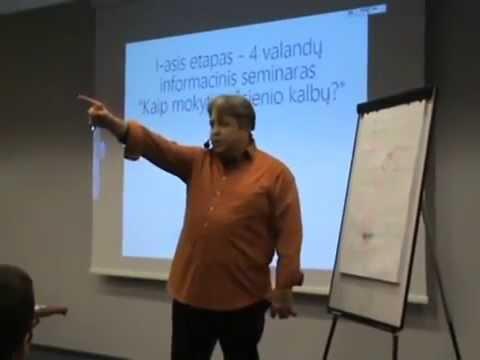 Kaip lengvai ir greitai išmokti anglų kalbos?