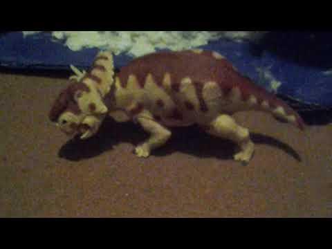 Review 62: Battat Terra Pachyrhinosaurus 2014