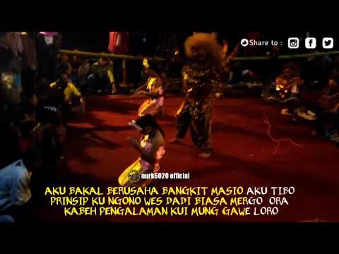 Kata kata motivasi bahasa Jawa || story jaranan - YouTube