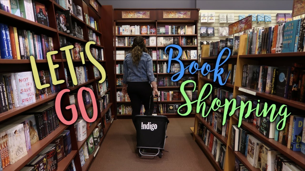 COME BOOK SHOPPING WITH ME | Follow Me Around Book Haul