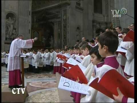 Domenico Bartolucci - Kyrie (Missa de Angelis)