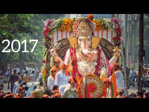 Nagpur Cha Raja I Visarjan Sohla I 2017 I 5-09-2017. GANPATI