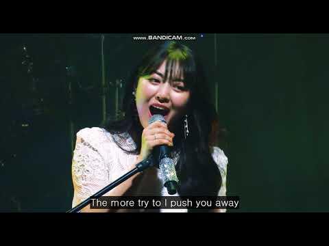 Twice TT Jihyo Jazz Version V Live