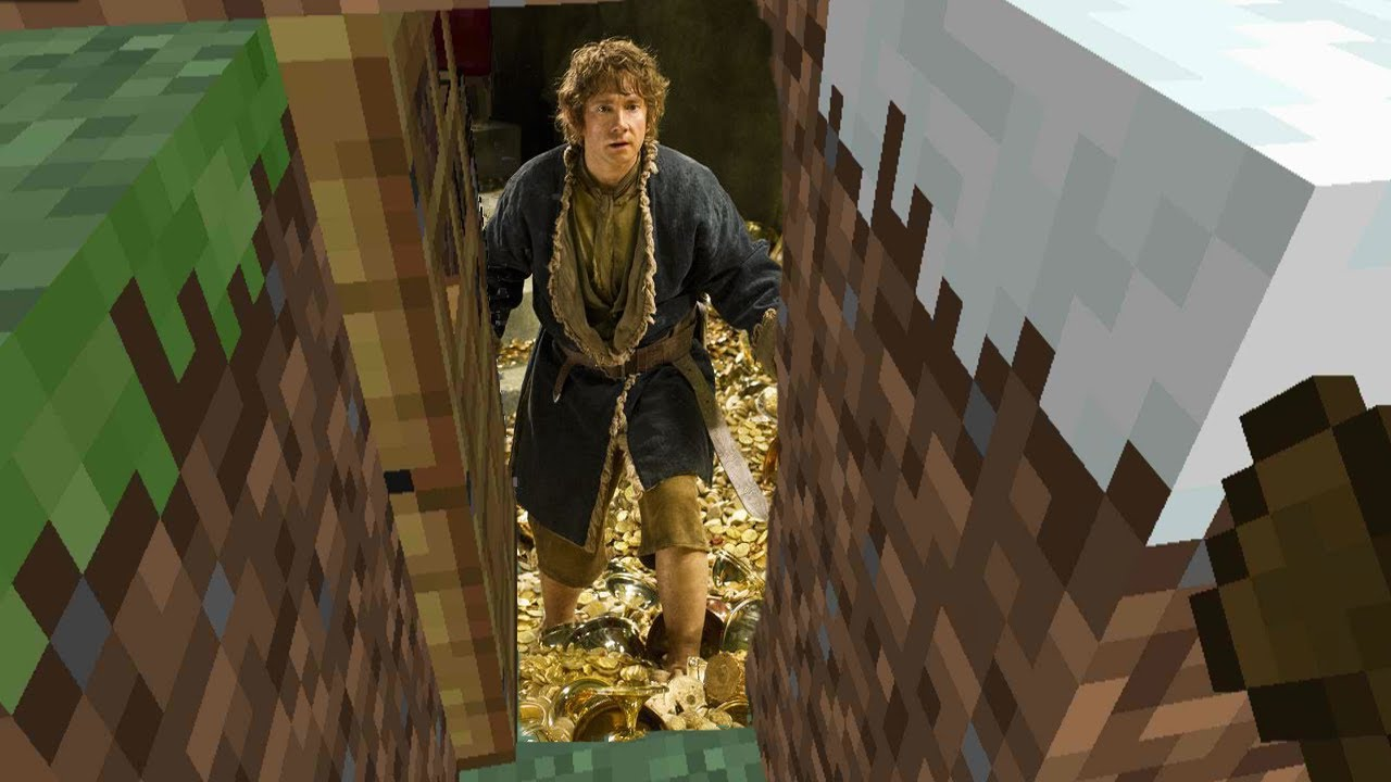 Screw You Smaug  Hobbit Hole For Life  Minecraft Part 1  YouTube