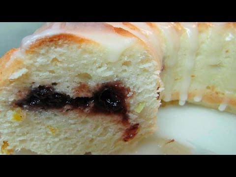 Рецепт: Яблочный кекс на растительном масле - все рецепты