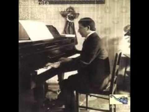 Leo Sirota plays Stravinsky Petruskha (1/2)