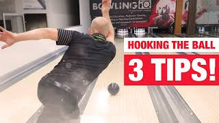 3 Tips for Hooking a Bowling Ball (MUST KNOW!) Video