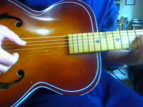 Kay SOLD Vintage 50s Archtop Guitar Great Tone & Voice Maple Fretboard