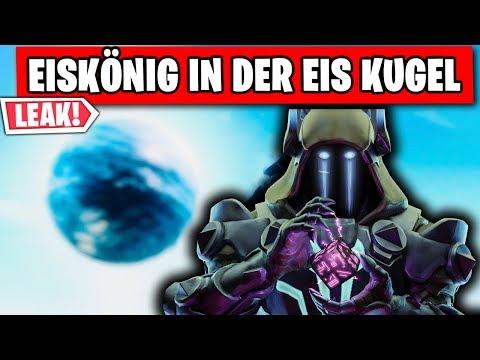 *OMG* Eiskönig in der Eiskugel, Eis Zombies kommen | Fortnite Season 7 Deutsch