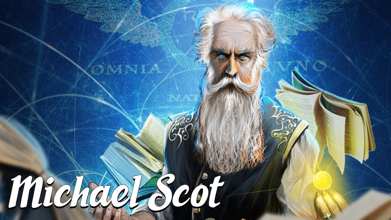 Michael Scot: The Scottish Wizard (Occult History Explained)